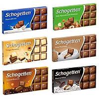 Полезные свойства продукции Schogetten