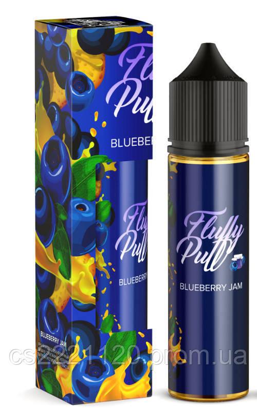 Fluffy Puff Blueberry Jam (0 мг\мл) 60 мл.