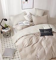 Комплект постельного белья сатин-фотопринт Bella Villa B-0223 Eu
