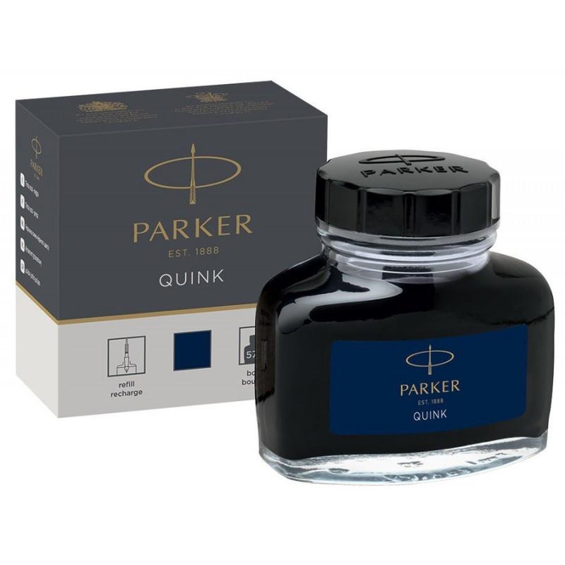 Чернила Parker Quink тёмно-синие