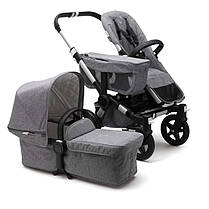 Коляска для двойни 2 в 1 Bugaboo Donkey 2 Classic Collection, фото 3