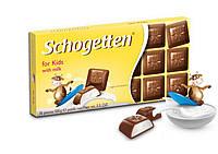 Польза для детей от продукции Schogetten