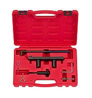 Инструмент FORCE Набор для установки фаз ГРМ VW, AUDI (VAG 2.0 FSI) 7 пр.