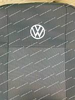 Чехлы на сидения Volkswagen T5 (Фольксваген Т5 Транспортер) 1+2