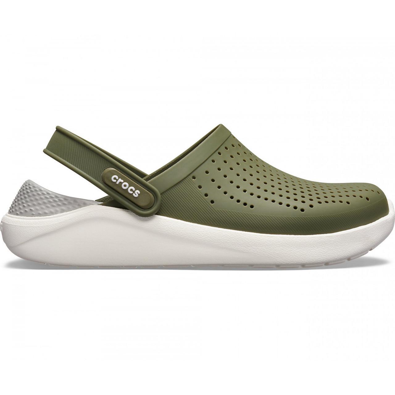 Crocs LiteRide Green Army