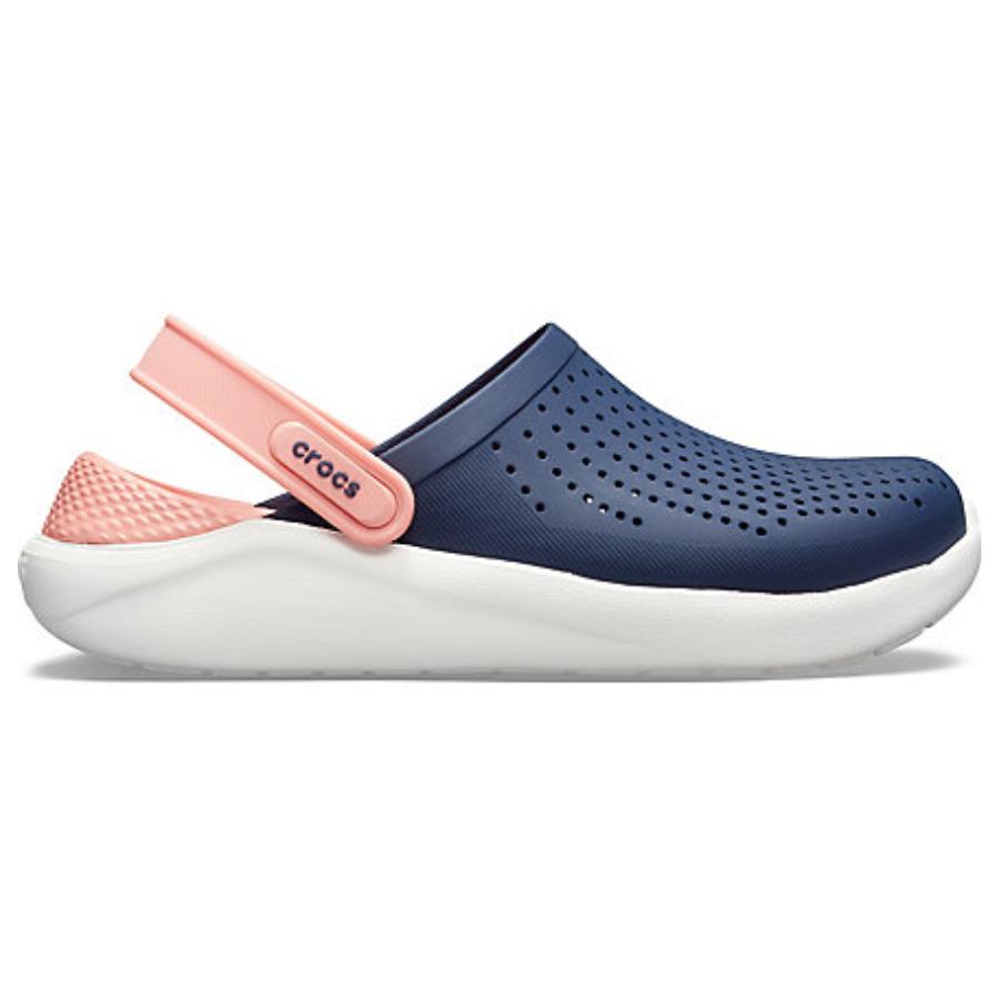 Crocs LiteRide Navy/Melon