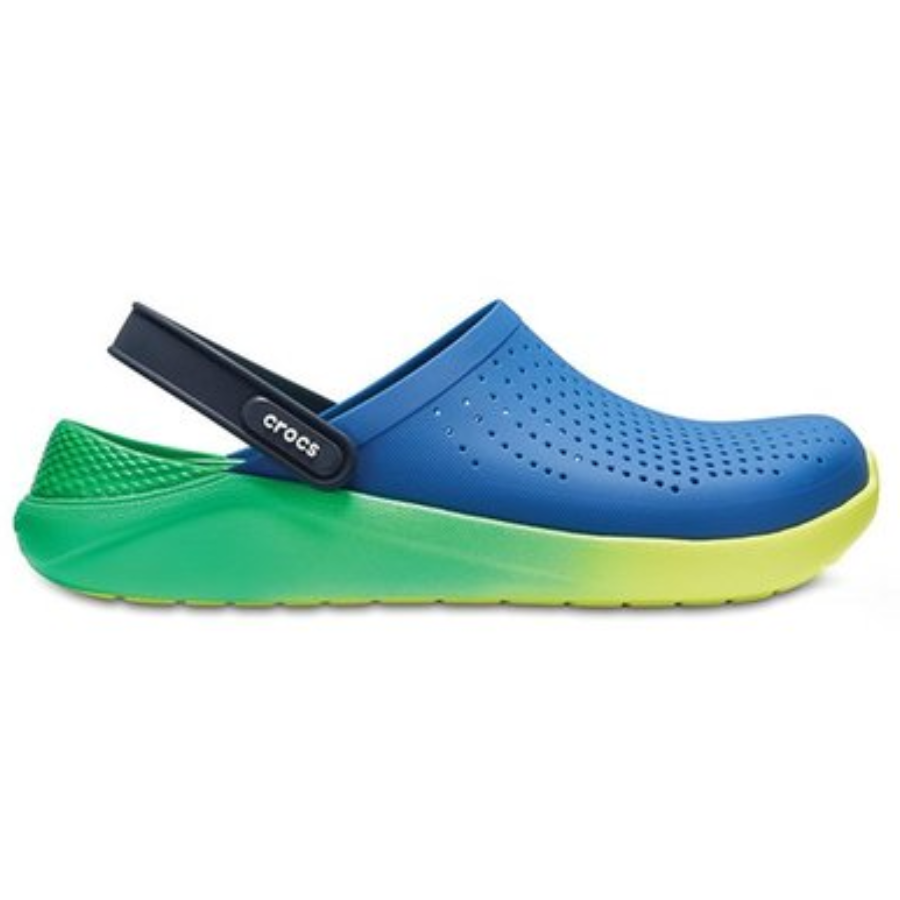 Crocs LiteRide Blue/Green