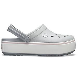 Crocs Platform Grey