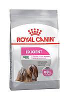 ROYAL CANIN MINI EXIGENT (РОЯЛ КАНИН МИНИ ЭКСИДЖЕНТ) - корм для привередливых взрослых собак мелких пород 3кг