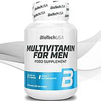 Комплекс витаминов и минералов BioTech Multivitamin for Men 60 tabl.