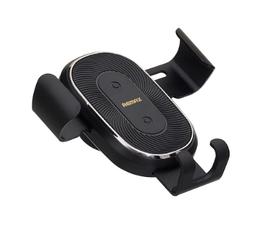 Автотримач Remax RM-C38 Wireless Charging Колір Чорний