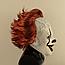 """Латексная маска Клоуна  Пеннивайз """"Оно"""" (IT) Стивена Кинга, фото 5"""