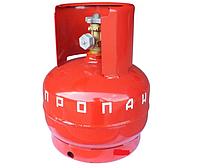 Баллон газовый NOVOGAS 5 литров бытовой