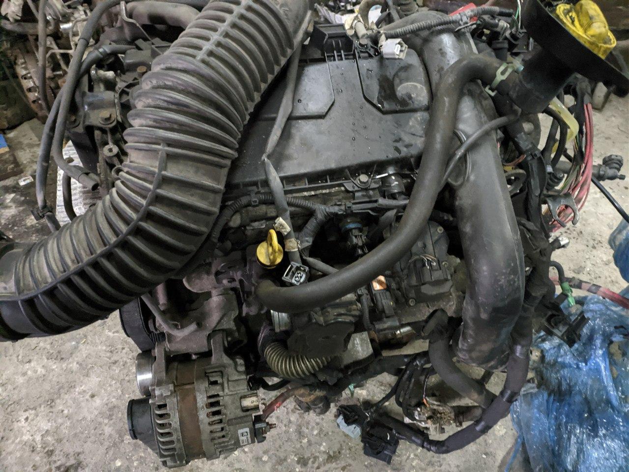 Двигатель 2.3 dci, M9T-670 Renault Master, Opel Movano 2010- (Б/У)