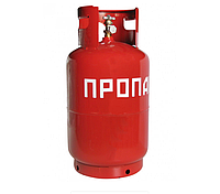 Баллон газовый пропановый NOVOGAS 27 литров бытовой