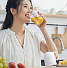 Бездротовий склянку блендер Xiaomi Deerma DEM-NU01 (300 мл) White ОРИГІНАЛ, фото 9