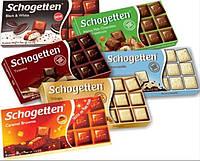 Ассортимент продукции Schogetten