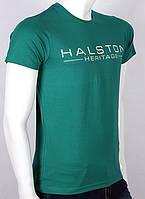 Мужская яркая футболка с надписями   в  разных цветах