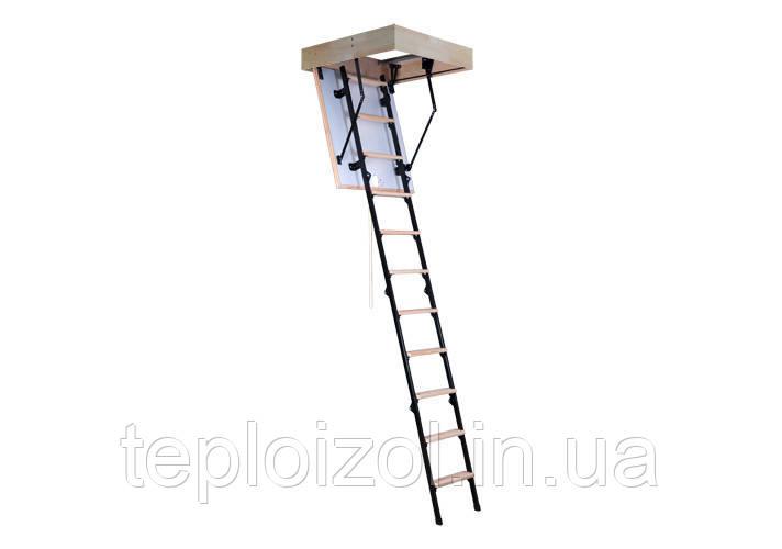 Горищні сходи Oman Mini Termo 100x60