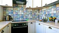 Кухня АНКОНА-2 (RODA): актуальный фасад МДФ - узкая рамка с ламинацией ПХВ