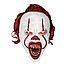"""Светящаяся маска Клоуна  Пеннивайз """"Оно"""" (IT) Стивена Кинга, фото 2"""