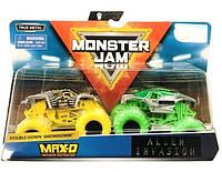Машинки Hot Wheels Monster Trucks набір 2 машинки