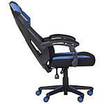 Кресло VR Racer Radical Taylor черный/синий, Бесплатная доставка, фото 5