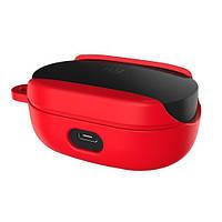 Силиконовый противоударный чехол - Redmi Airdots без верхней крышки Красный, фото 1