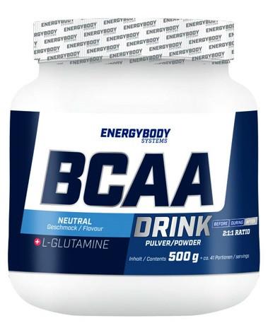 BCAA EnergyBody Systems BCAA Drink neutral 500 g