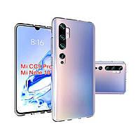 Чехол TPU для Xiaomi Mi Note 10
