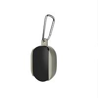 Силиконовый противоударный чехол - Redmi Airdots без верхней крышки Серый