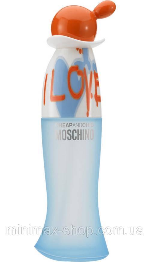 Туалетная вода для женщин Moschino Cheap And Chic I Love Love 100 мл (8011003991457)