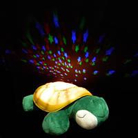 Звёздное небо + мягкая игрушка Черепаха.