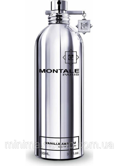 Парфюмированная вода для женщин Montale Vanille Absolu 100 мл (3760260453547)