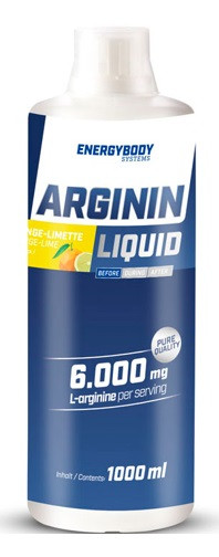 Амінокислоти EnergyBody Systems L-Arginine Liquid XXL 1000 ml