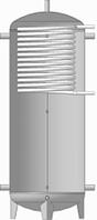 Теплоаккумулятор КНТ ЕАІ2000 с контуром ГВС