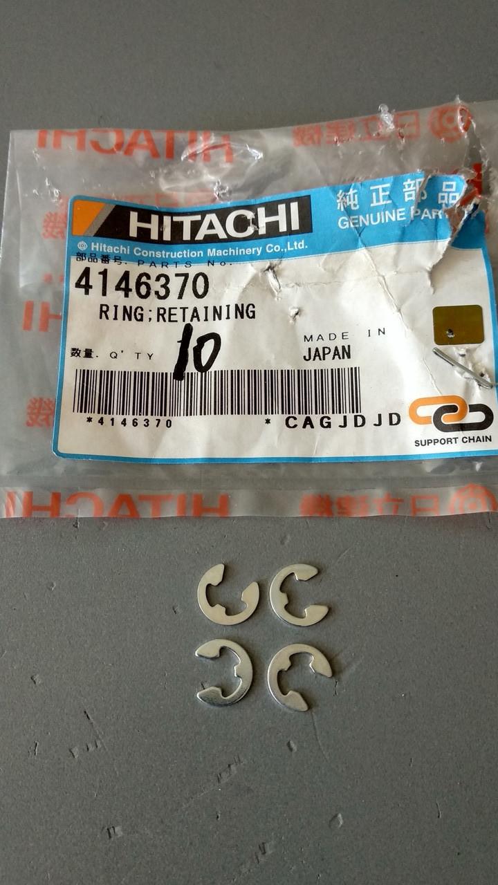 4146370 Стопорное кольцо (узел гидронасоса) Hitachi