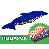 """Коврик массажный """"Дельфин"""" 150*40 см, фото 1"""