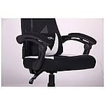 Кресло VR Racer Radical Taylor черный/белый, Бесплатная доставка, фото 7