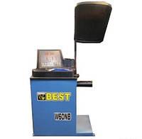 Балансировочный станок полуавтоматический Best W60