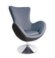 Крісло BUTTERFLY сірий (Halmar)