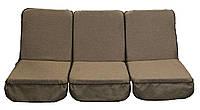 Комплект поролоновых подушек для садовой качели GreenGard П-006