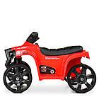 Детский электрический квадроцикл BAMBI  M 3893 EL-3 красный, фото 3