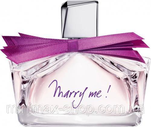 Парфюмированная вода для женщин Lanvin Marry Me 30 мл (3386460023351)