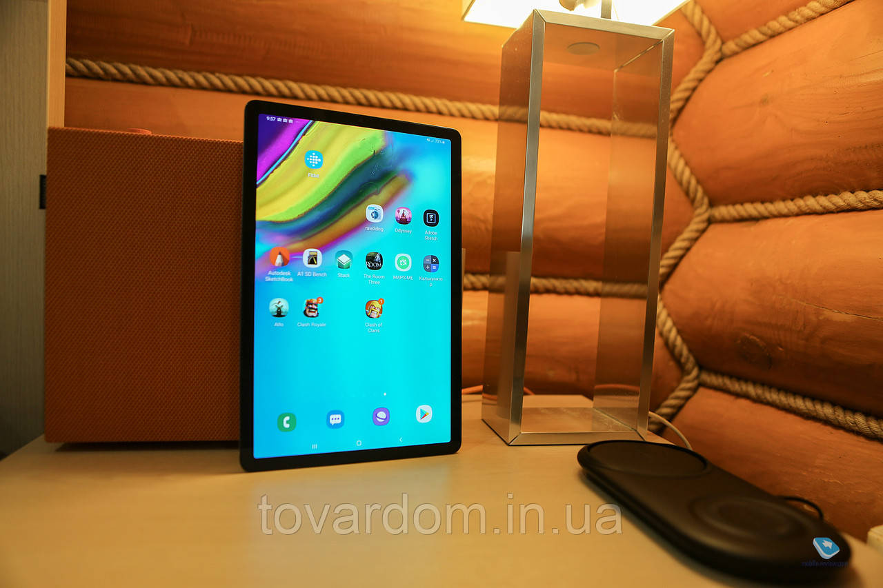 Планшет Samsung Galaxy Tab A 10.1'' 32GB LTE Black