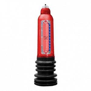 Гидронасос для увеличения члена Bathmate Hercules красная, 22Х5см