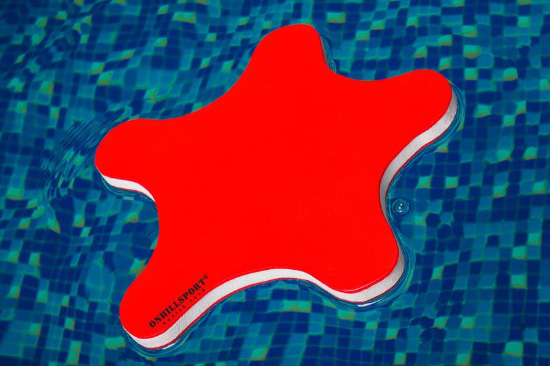 """Доска для плавания    """"Звезда"""" 40*38*2,5 см"""