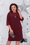 Жіноче плаття (розміри 48-62) 0230-34, фото 2