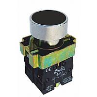 Кнопка  ВА21  чорна     Ø22mm  NO + NC  ElectrO (шт.)