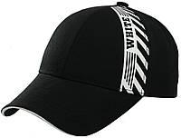 Бейсболка аплікація OFF WHITE(білий) чорний